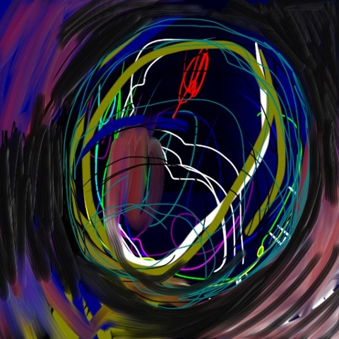 Untitled iphone drawing