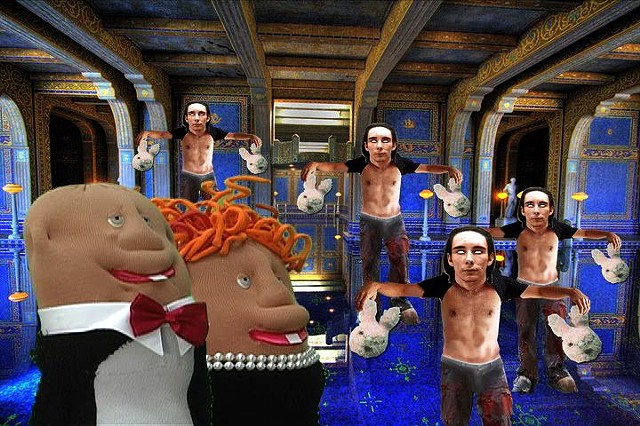 David Kagan Paul McCarthy video art New York City sexuality gay puppets Chelsea Andy Warhol Koons Mike Kelley