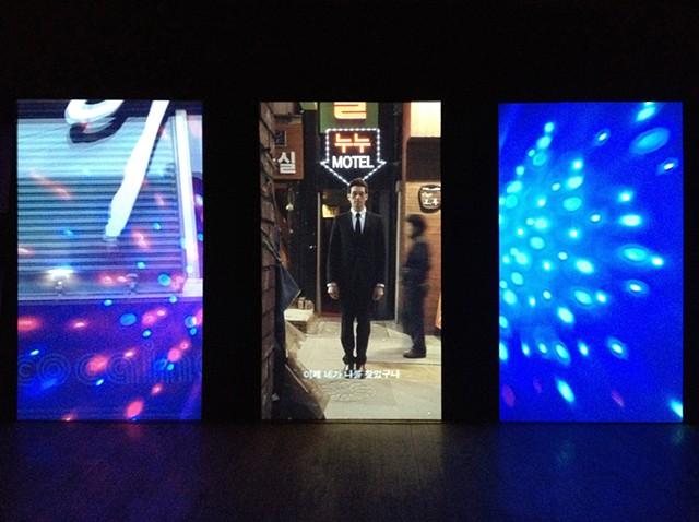 David Kagan art installation photography gallery museum New York City Seoul Korea pansori biennial video art gay live performance art