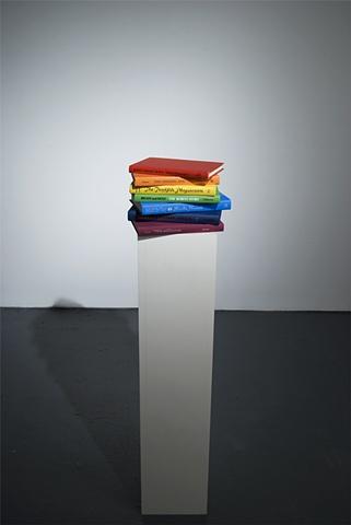 David Kagan Books Art performance video gallery museum whitney biennial strand New York