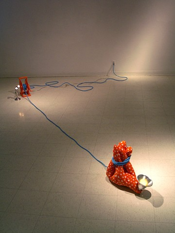 David Kagan ceramic babies Gober figural Whitney MoMA biennial gallery Otterness Chelsea sculpture soft light installation