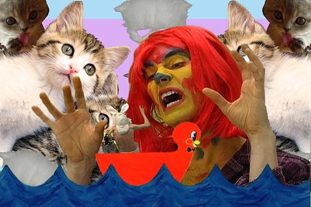 David Kagan Paul McCarthy video art New York City sexuality gay puppets Ryan Trecartin Damien Hirst