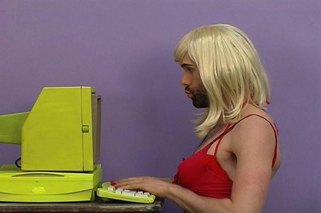 David Kagan Paul McCarthy video art New York City sexuality gay puppets Jeff Koons Damien Hirst