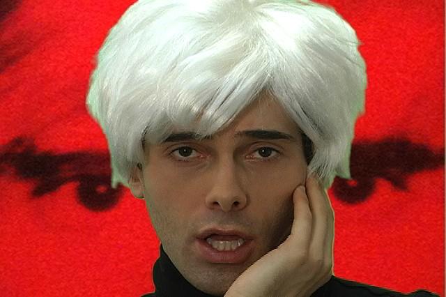 David Kagan Paul McCarthy video art New York City sexuality gay puppets Chelsea Andy Warhol Nico Picasso Hopper Pollock