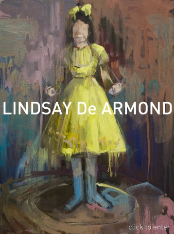 Enter lindsaydearmond.com