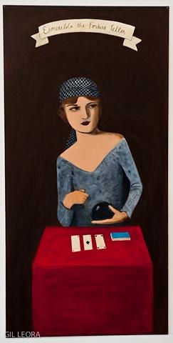 Esmerelda the Fortune Teller
