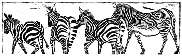 Zebras–3 Common and 1 Grevys