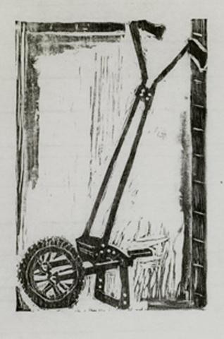 Stirrup Wheel Hoe