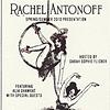 Rachel Antonoff Fashion Show Invite