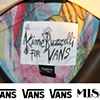 Kime Buzzelli for VANS SHOES!