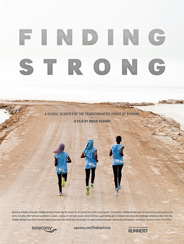 Finding Strong A journey to Discover the Transformative Power of Running