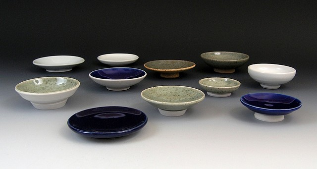 Dishes for Untitled (Decisions, Decisions)