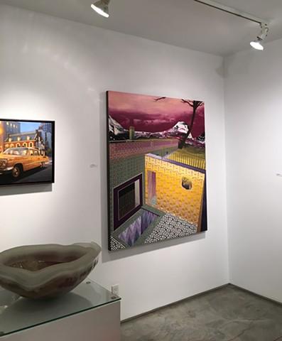 George Billis Gallery, New York 2015
