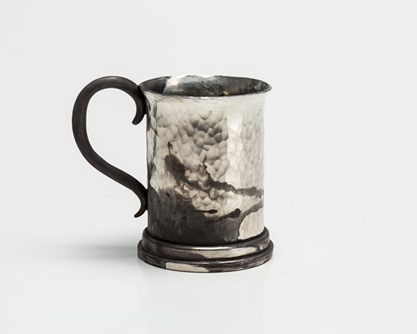 Small Cup with Stains