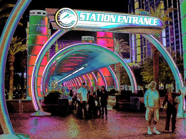 Vegas Neon