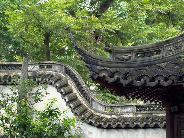 Shanghai Garden Wall