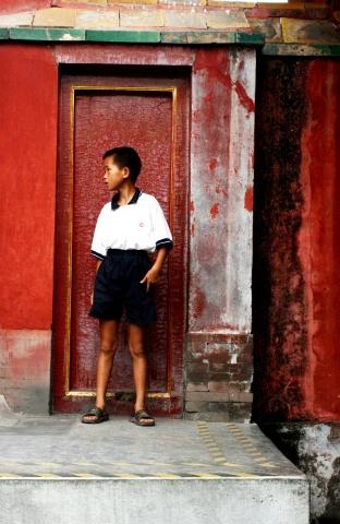 Boy - Forbidden City