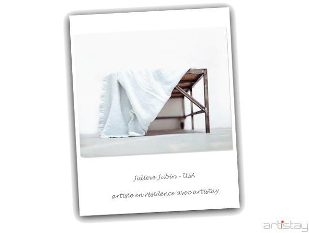 Julieve Jubin - artist in residence