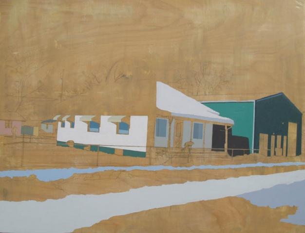 Refurbished Landscape (Sherdian 4)