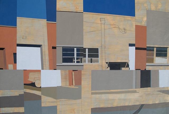 Re-Assembled Landscape (Dallas 3)