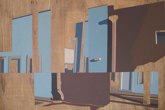 Re-Assembled Landscape (Dallas 6)
