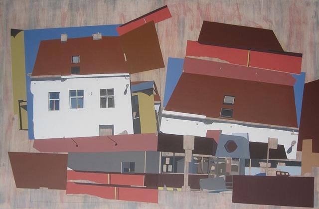 Re-Assembled Landscape (Amsterdam/Joliet 3)