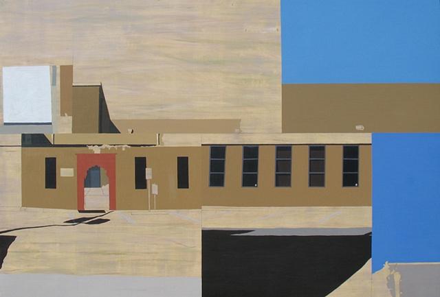 Re-Assembled Landscape (Dallas 2)