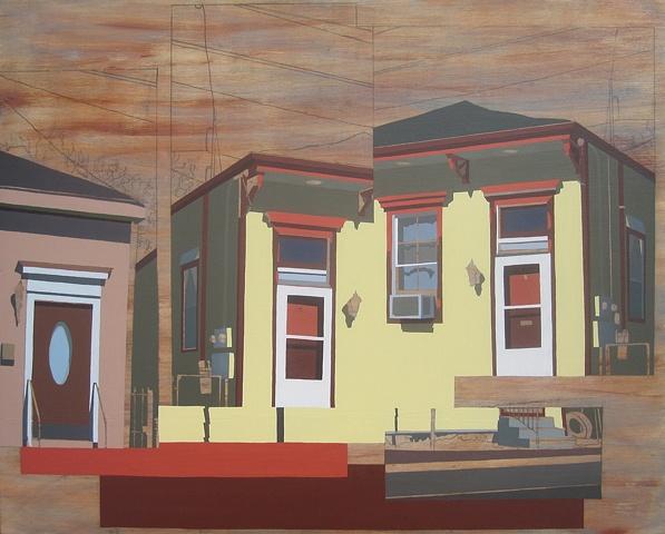 Re-Assembled Landscape (New Orleans 5)