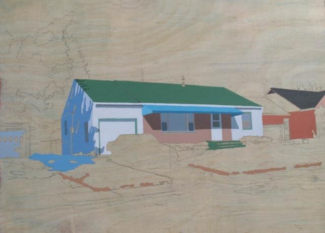 Refurbished Landscape (Laramie 3)