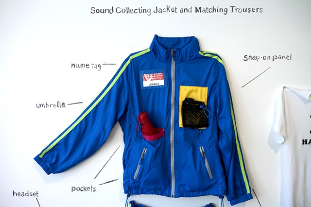 Sound Collection Jacket with Matching Trousers Track Suit for Hamtramck. Body Detroit