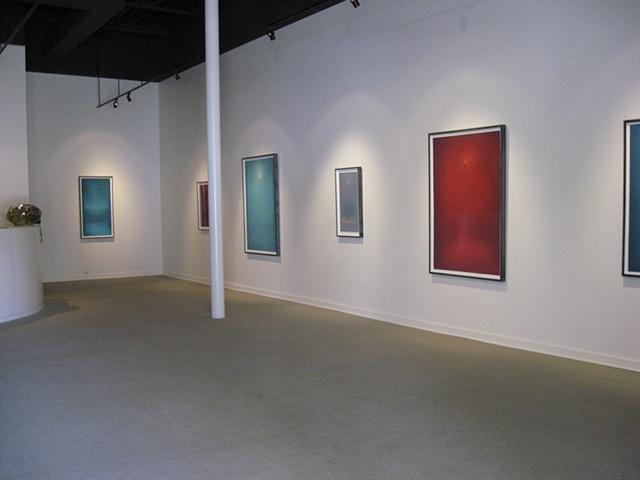 DAVID LUSK GALLERY 2010