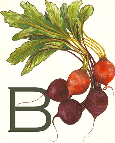 B is for Beet