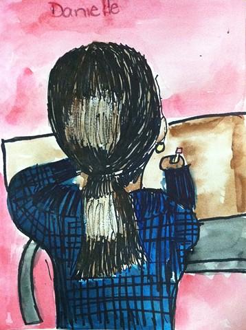 Hair, 4th grade