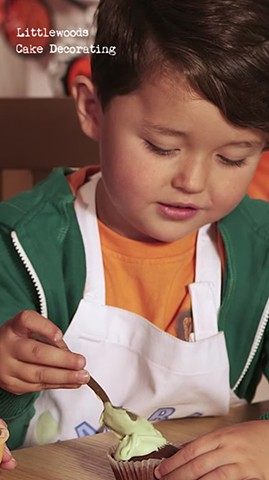 Littlewoods - Biscuit Decorating