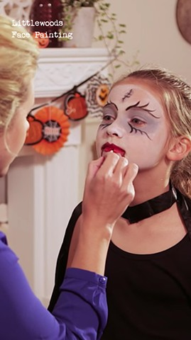 Littlewoods - Face Painting