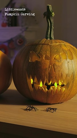 Littlewoods - Pumpkin Carving