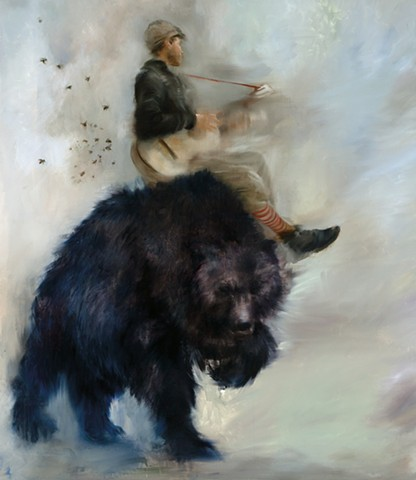 Paul Holmes and the Last Blue Bear