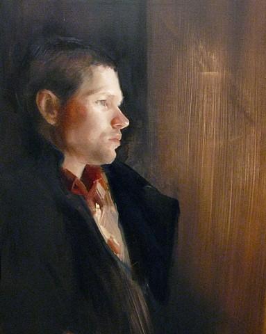 The Blind Beekeeper's Grandson (detail)