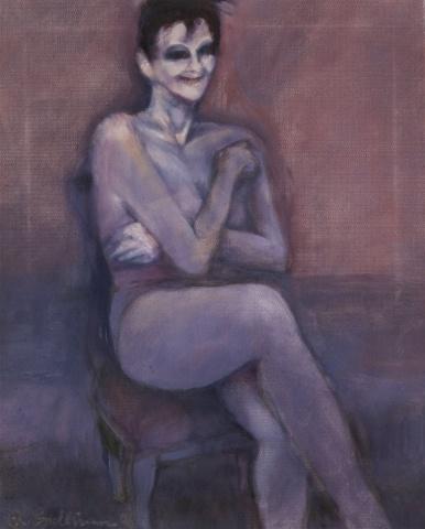 Laugh, Lavender Lady
