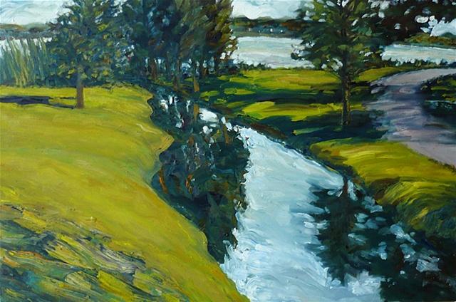 Creek near Wendy Lane - White Rock Lake