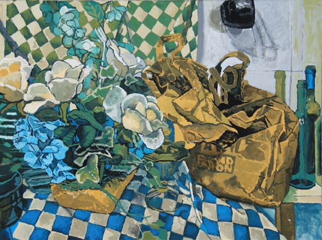 Stilllife with PaperBag
