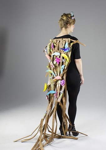 Cardboard Body Extension Project Fall 2014 Celia Hubal