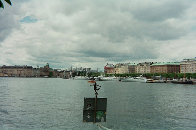 Stockholm Walks; Caroline Kelley
