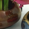 Ohada Red and Rutile Blue Ikebanas
