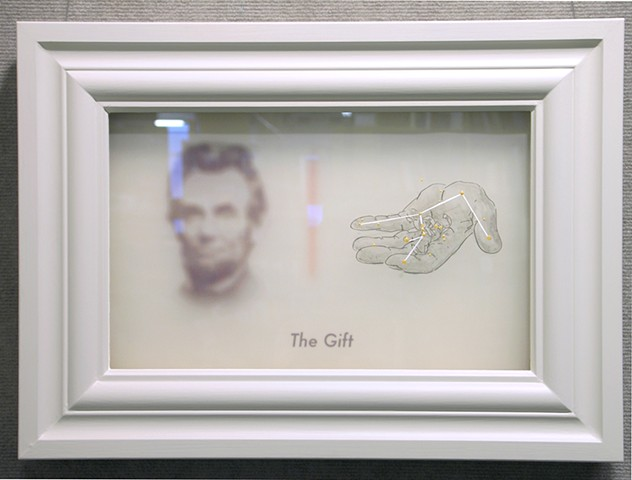 the gift with abraham lincoln by michael paulus