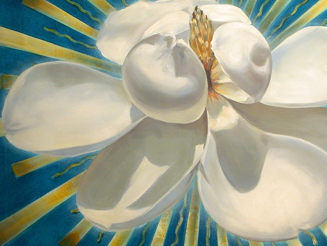 magnolia by michael paulus detail