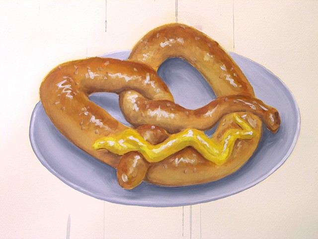 pretzel detail by michael paulus