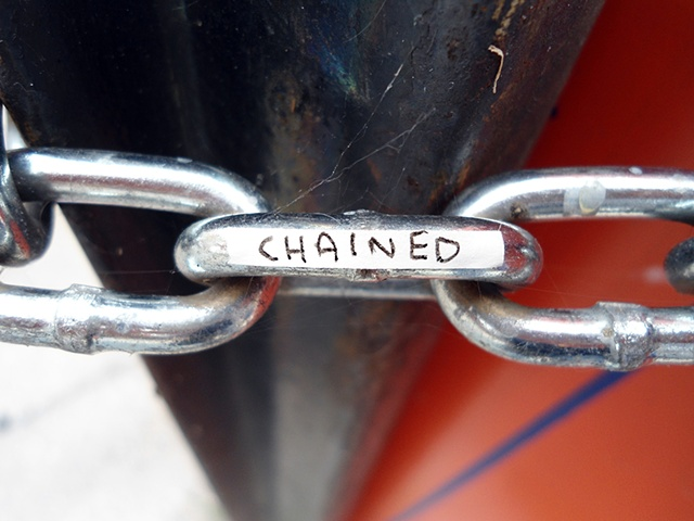 Actions Around Studio A: Chained
