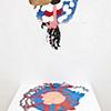 """Dawn"" & ""Baseball Beach 94' Baby"" (Installation View) - Simon Slater"