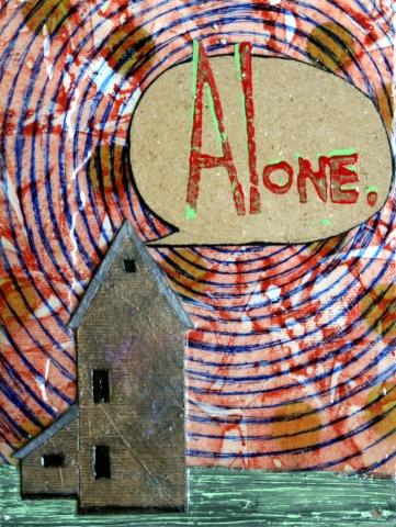 Alone House